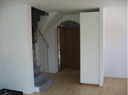 neubau 4 familienhaus in stuttgart-west - vaihinger wohnbau, Wohnzimmer
